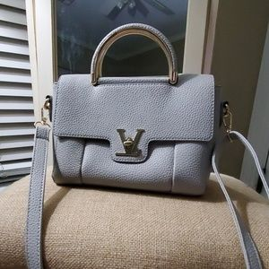 Handbags - Cute Crossbody Every Day Bag Grey